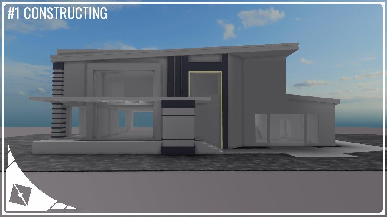 ROBLOX Studio | Modern Villa [Building] #1