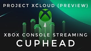 Project xCloud Xbox Console Streaming Gameplay