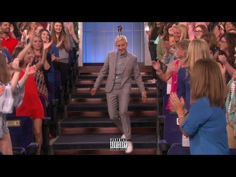 Drake Is on Ellen