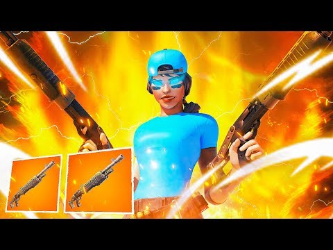 DOUBLE PUMP Is Finally BACK In Fortnite... (not Clickbait)