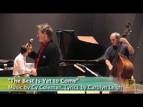 PLAYBILL EXCLUSIVE: In Rehearsal With Michael Feinstein and His Cy Coleman Tribute
