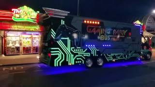 Gaming Party Bus | Majestic Limo Services