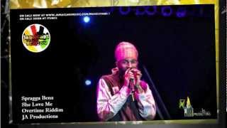 Spragga Benz - She Love Me [Overtime Riddim] July 2012