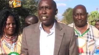 Former CS Joseph Ole Lenku displeased with CS Nkaissery's involvement in Kajiado County politics