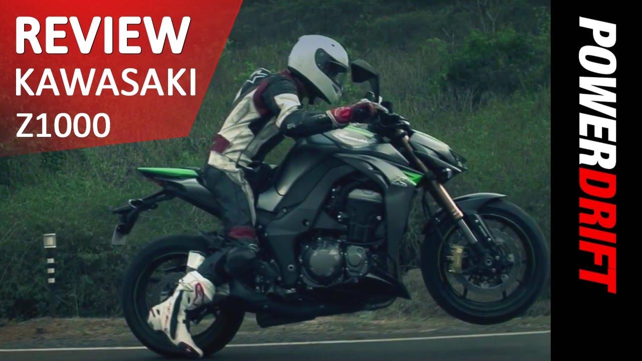video Kawasaki Z1000