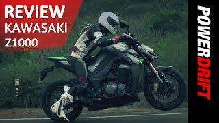 kawasaki Z1000 : Review : PowerDrift