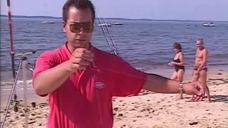 Pêche de A à Z : Surfcasting (Pêche en mer)