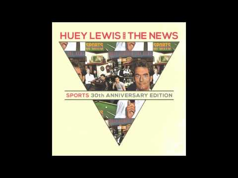 Huey Lewis & the News - Walking On a Thin Line (Remastered)