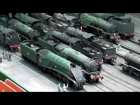 Preston Model Railway Exhibition 2014