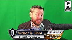 1722: What is the 2019 difference between Administrative Law Judge ALJ & Disability Hearing Officer