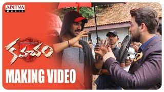 Kavacham Making || Bellamkonda Sai Sreenivas, Kajal, Mehreen || Sreenivas Mamilla || Thaman