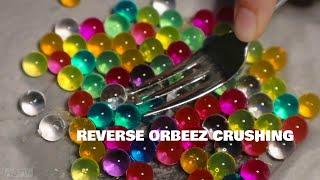 Reverse Orbeez Crushing | Satisfying | ASMR
