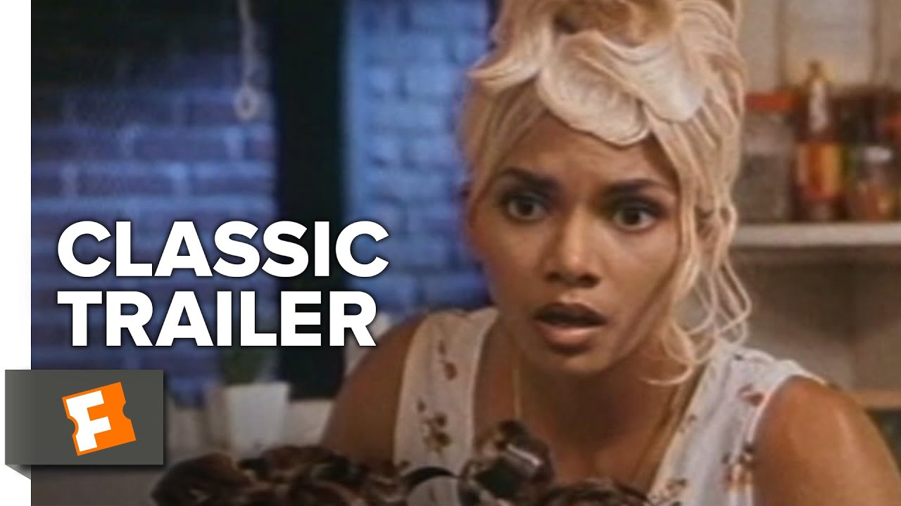 Download B*A*P*S (1997) Official Trailer - Halle Berry, Martin Landau Movie HD