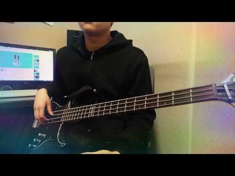 Ed sheeran - Dive (bass cover)