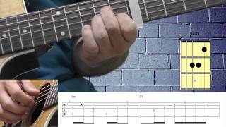 Passanger - Let Her Go Guitar Lesson