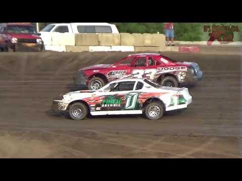 81 Speedway - 6-23-18 - Thumper Heat Races