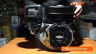 видео Бензиновый двигатель для мотоблока, культиватора