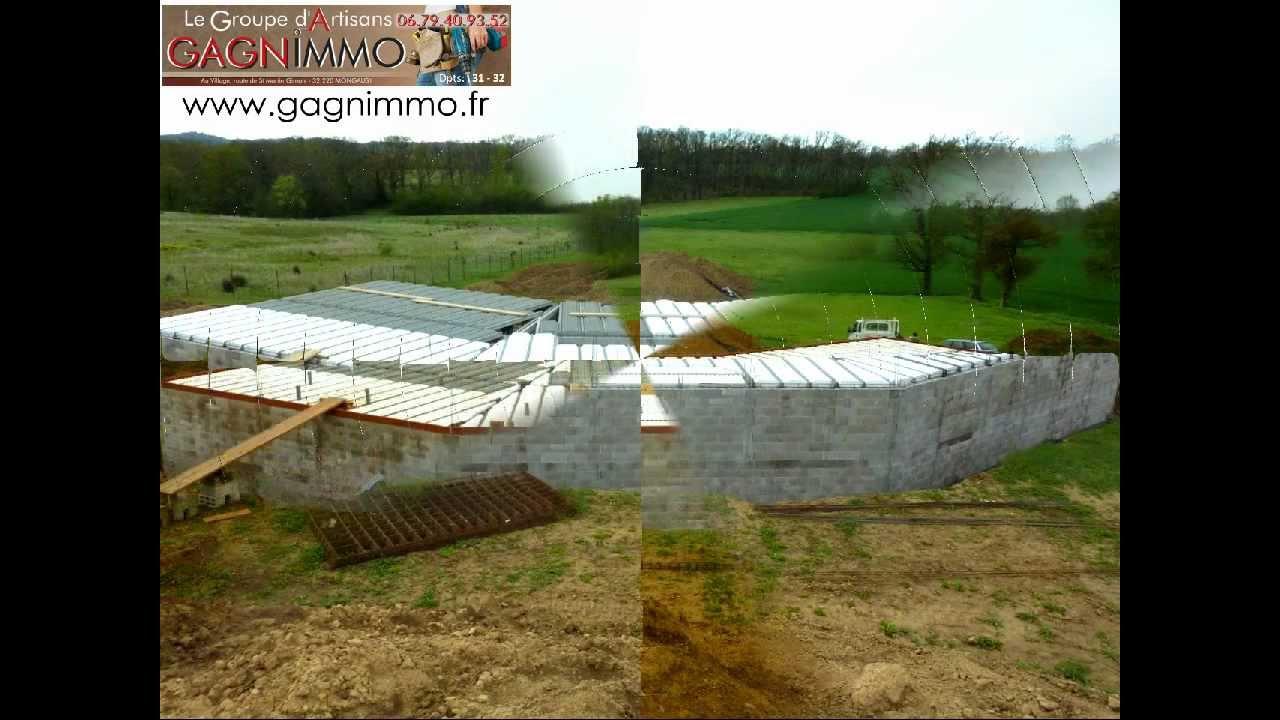 construction maison de a à z par les artisans gagnimmo dépts 31 et ... - Faire Construire Sa Maison Par Des Artisans