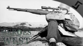 German D-Day Sniper (G43/K98k) - Heroes of the West (RO2 West Front Mod)