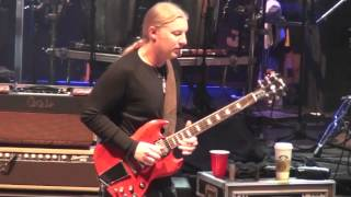 Allman Brothers - Why Does Love Got To Be So Sad - 3/11/11 - Beacon Theater