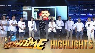 It's Showtime: It's Showtime family talks about their moments with Rico J. Puno