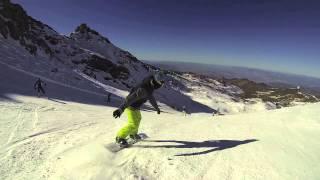 Snowboard en Sierra Nevada 03/01/14
