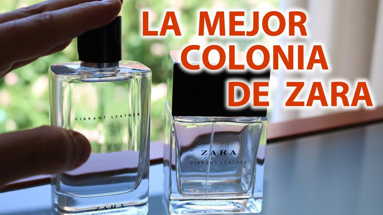equivalencia de perfumes zara hombre