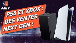 DES CHIFFRES COLOSSAUX POUR LA NEXT GEN ! - JVCom Daily