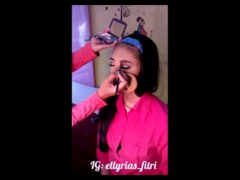tutorial-makeup-ala-korea-menggunakan-merk-lokal