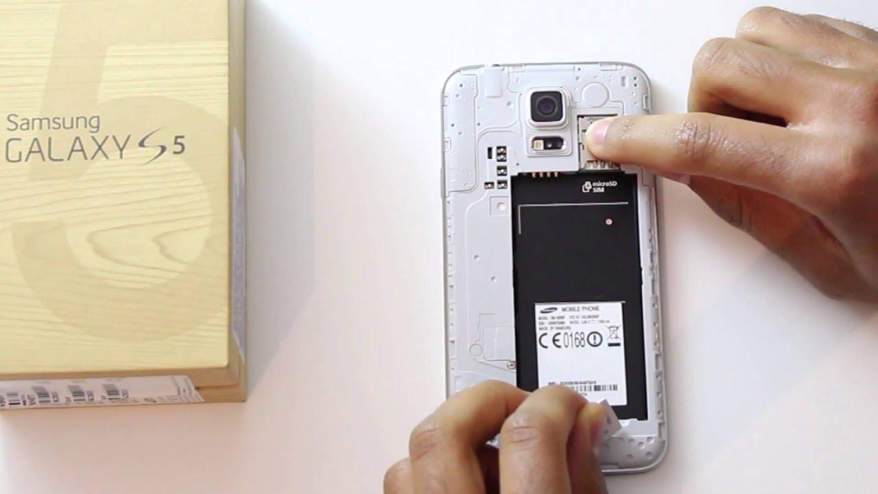 Samsung Galaxy S5 Mini Sim Karte.Welche Sim Karte Gehört Ins Galaxy S5 Micro Sim Und Galaxy S5 Simkarte Einsetzen