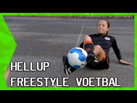 FREESTYLE VOETBAL TIPS