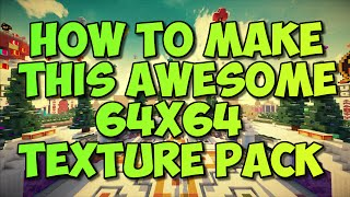 Huahwi Customized 64x64 Texture Pack Mix Thumbnail