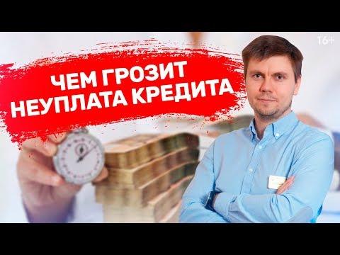 Просрочка в Банке или МФО! Что будет если не платить кредит или микрозайм? //16+