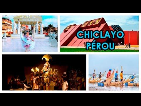 CHICLAYO, PÉROU - TERRES MAGIQUES DES INCAS