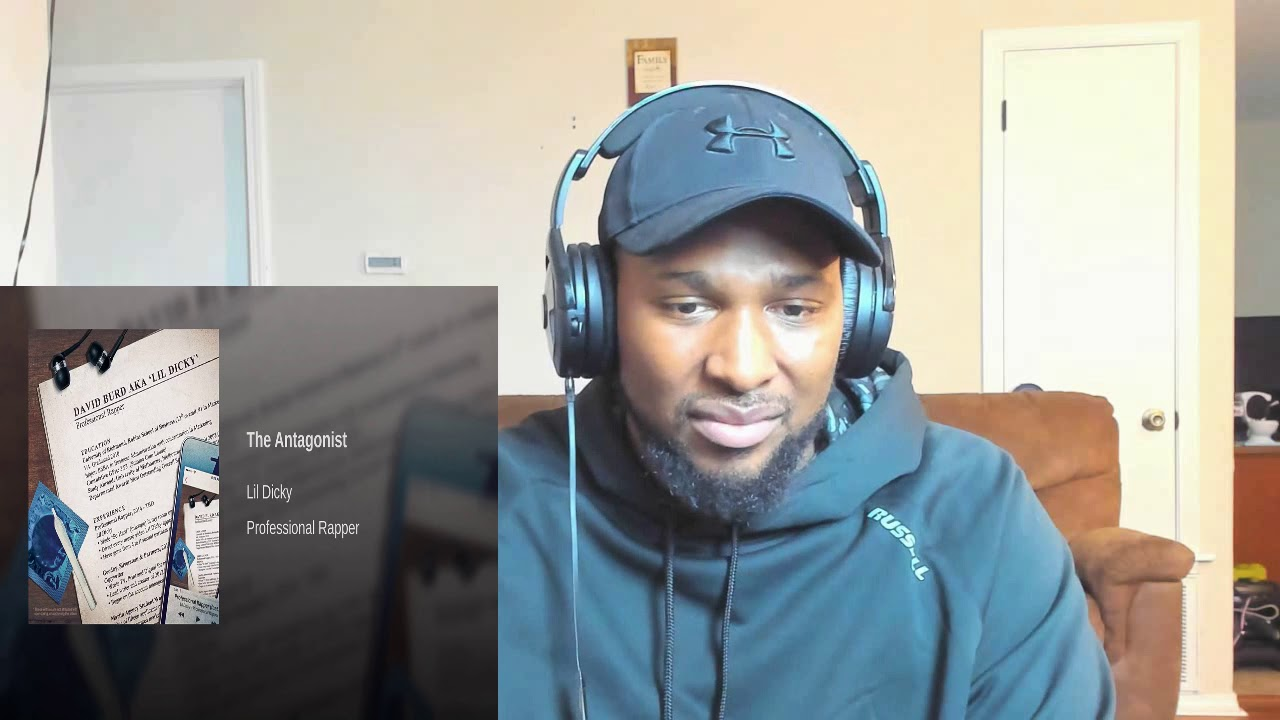 Download Lil Dicky The Antagonist REACTION