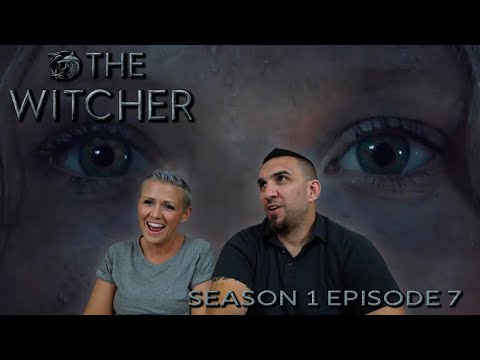 The Witcher Season 1 Episode 7 'Before A Fall' REACTION!!