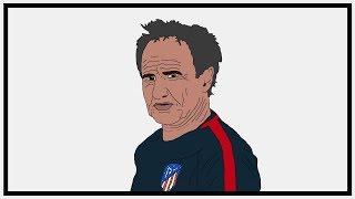 Óscar Ortega | Atlético's Elite Fitness Coach:  Brief History Of