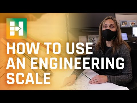 How To Use An Engineering Scale