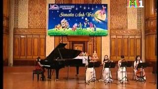 """Trung tâm Music Talent - """"Sonata Ánh Trăng"""" trên kênh H1"""