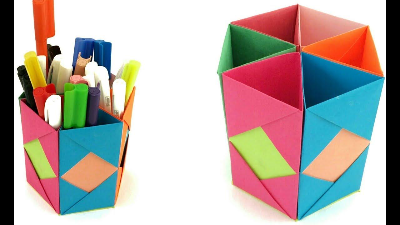 Membuat tempat pensil by DWI WULAN