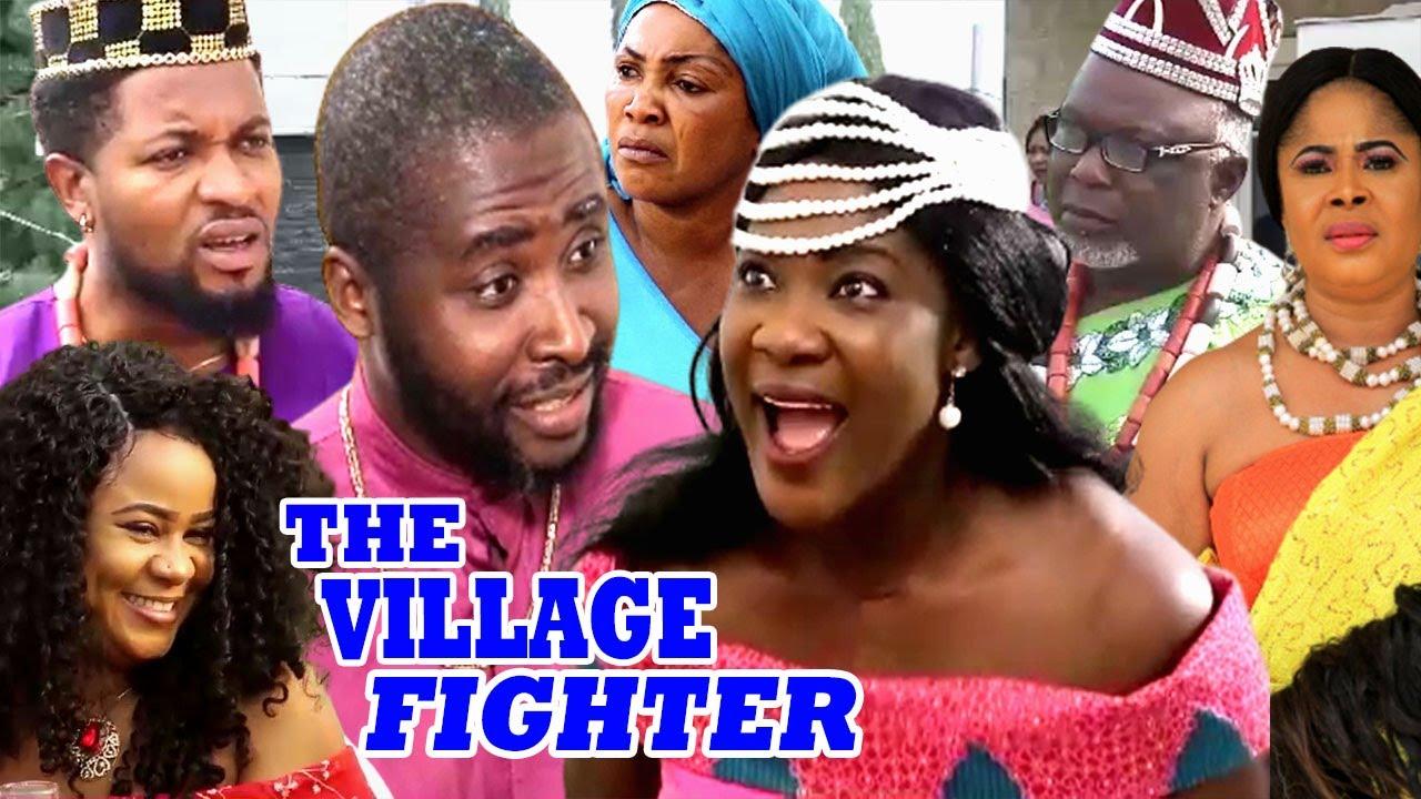 Download THE VILLAGE FIGHTER (Trending Hit Movie) Mercy Johnson 2021 Nigerian Nollywood Movie