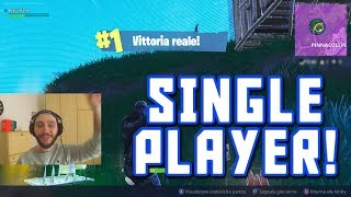 FIRST REAL SINGLES WIN! FORTNITE