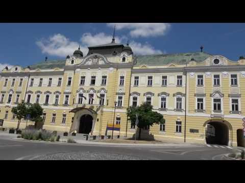 Slovakia - Nitra sightseeing 2017
