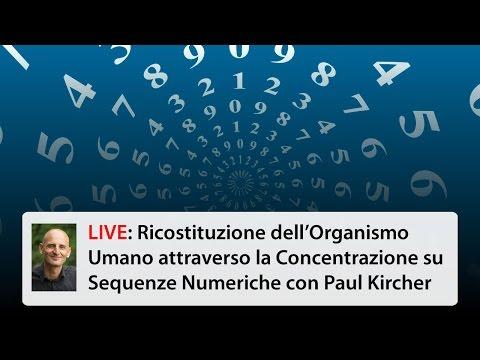 Live - Sequenze Numeriche di Grabovoi e Pilotaggio della Realtà [con Paul Kircher]