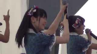 2015年9月22日 AKB48チーム8スペシャルライブ 第1部 『ハロウィン・ナイト』 吉川七瀬 《千葉県:2015年9月22日(火・祝)》 イオンモール体験創生プロジェクト Road to ...