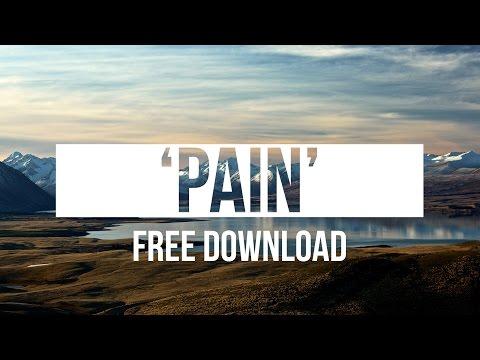 Dark Trippy Aggressive French Trap Hip Hop Instrumental 'Pain' | Chuki Beats