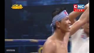 Seng Sroeun Vs (Thai) Phet Singha,28/December/2018, CNC Boxing