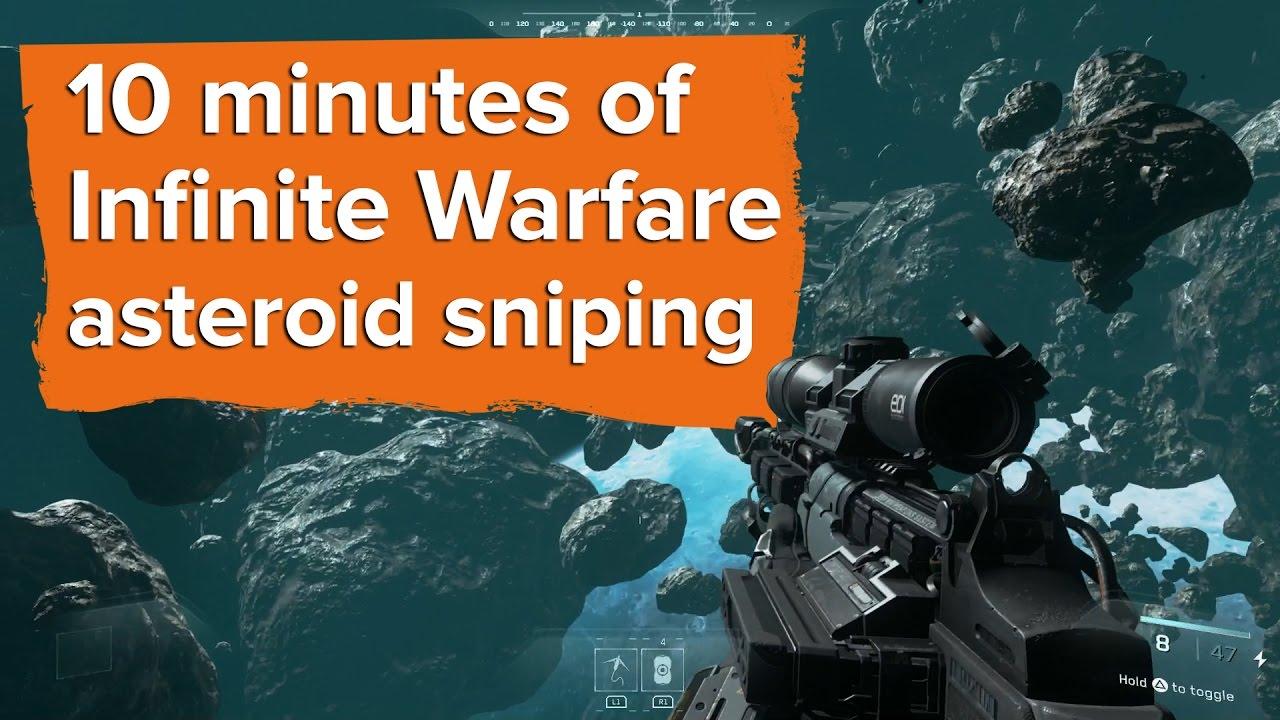 Call of Duty: Infinite Warfare's campaign is slick, morbid