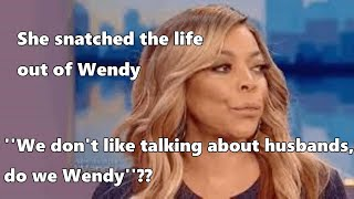 Wendy Williams Getting Dragged By Her Own Guests!