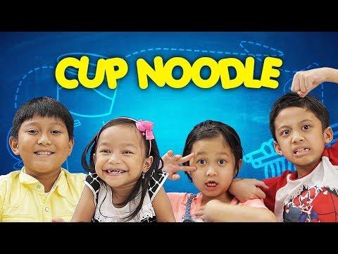 KATA BOCAH Tentang Mie Samyang, Mie UFO, Mie Sedap (Cup Noodle) | #3